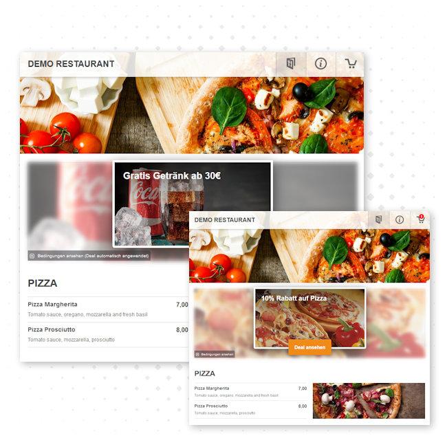 Restaurant Marketing Aktionen